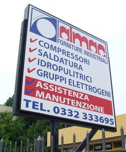 ALMAC Varese Forniture Industriali