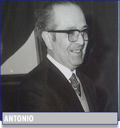 Antonio Aletti il fondatore di Almac Varese